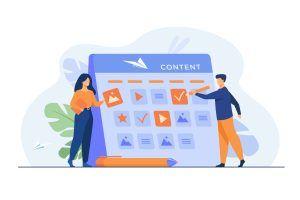cómo crear un calendario de contenidos
